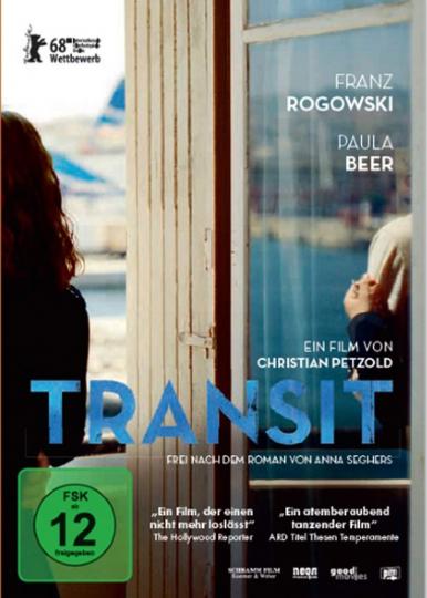 Transit (2018). DVD.