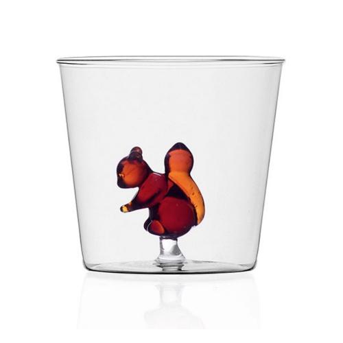 Trinkglas »Eichhörnchen«.