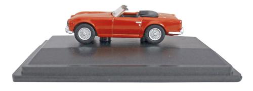 Triumph TR4 rot 1:76