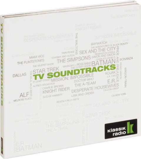 TV Soundtracks. 2 CDs