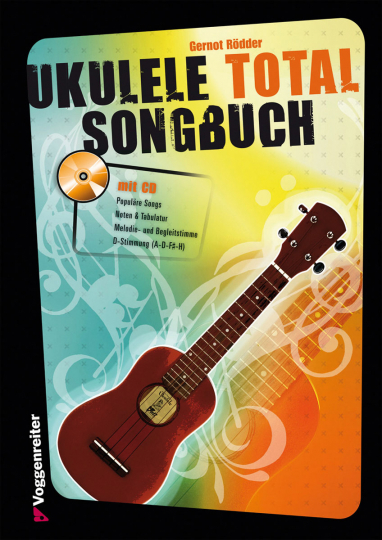 Ukulele Total Songbook.