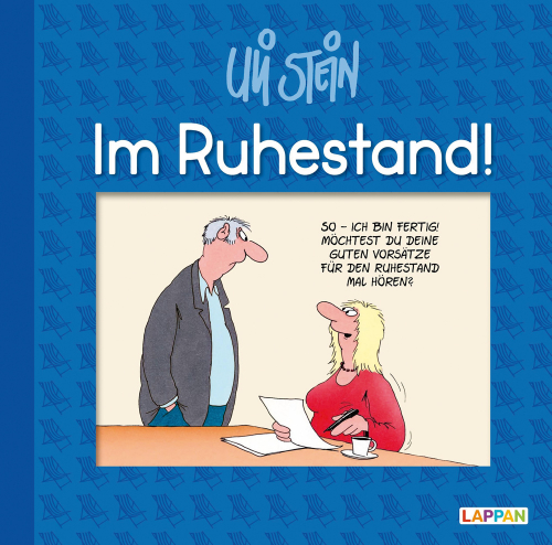Uli Stein. Im Ruhestand!