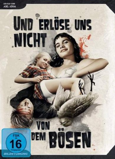 Und erlöse uns nicht von dem Bösen (OmU). DVD.