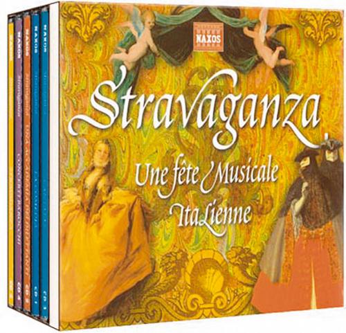 Une fête musicale italienne  5 CDs