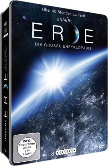 Unsere Erde 8 DVDs