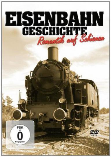 Unter Dampf - Eisenbahn Geschichte. 5 DVDs.