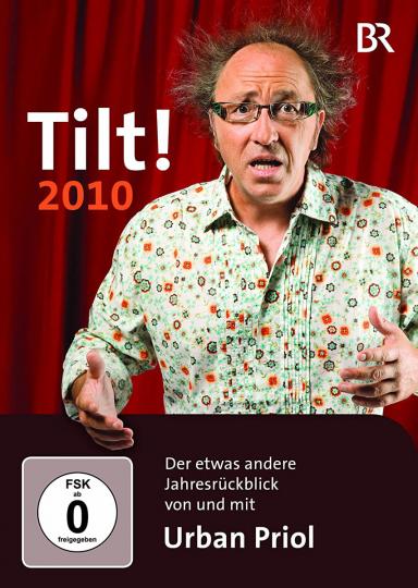 Urban Priol: TILT! 2010 DVD