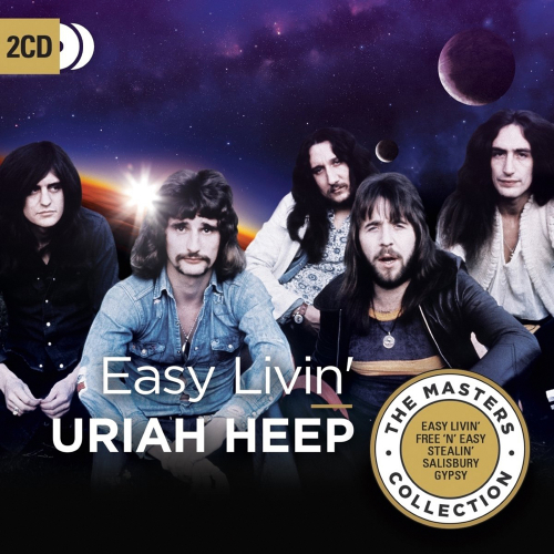 Uriah Heep. Easy Livin'. 2 CDs.