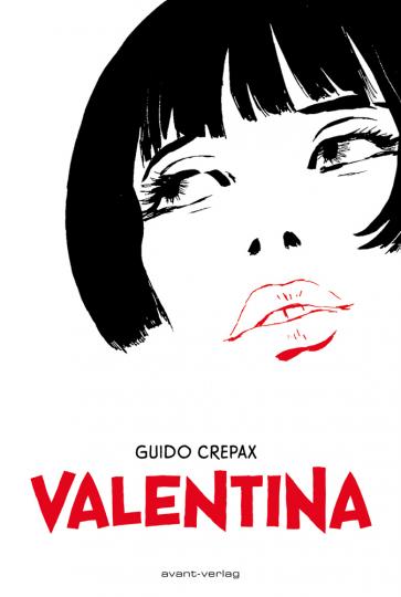 Valentina. Graphic Novel.