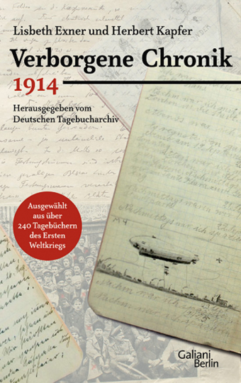 Verborgene Chronik 1914.