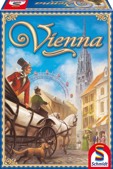 Vienna. Ein historisches Taktikspiel.