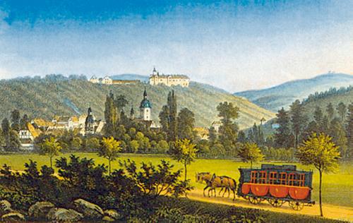 Von der Waltershäuser Pferdebahn zur Waldsaumbahn 1848-1998