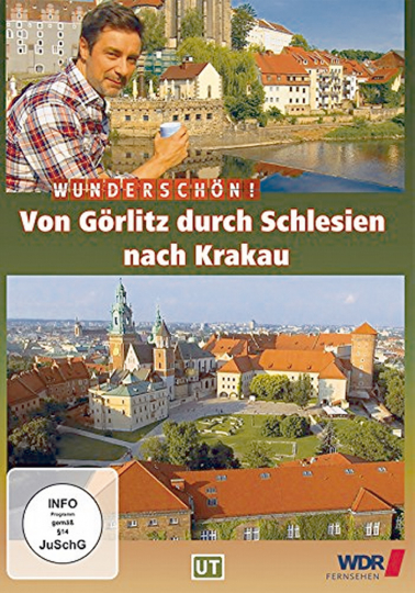 Von Görlitz durch Schlesien nach Krakau DVD