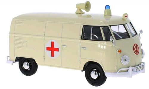 VW T1 Ambulanz - Modell 1:24