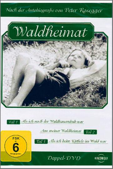 Waldheimat - Nach der Autobiographie von Peter Rosegger 2 DVDs