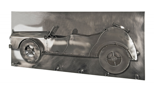 Wandgarderobe Auto