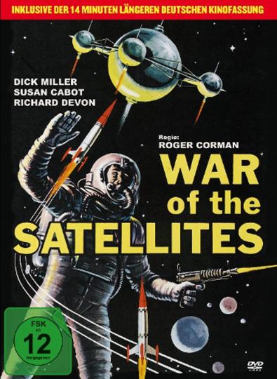 War of the Satellites. DVD.
