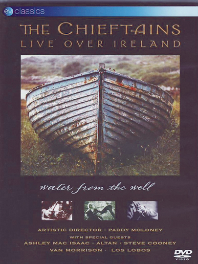 Water from the well - Live over Ireland DVD