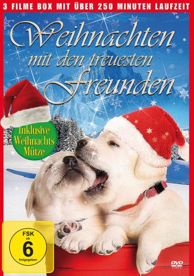 Weihnacht mit den treuesten Freunden DVD