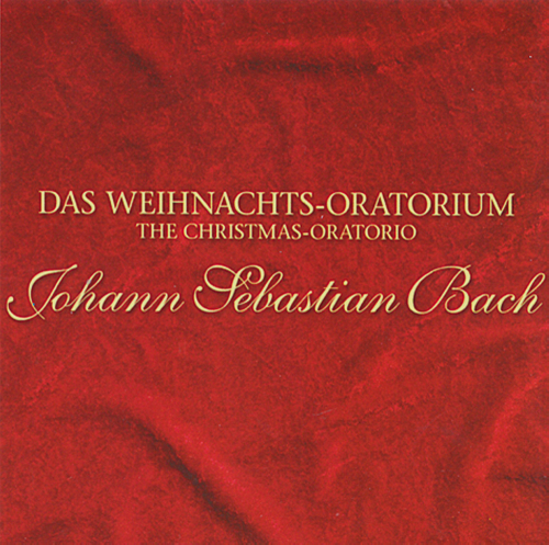 Weihnachtsoratorium CD