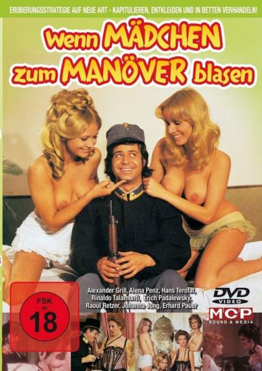 Wenn Mädchen zum Manöver blasen. DVD