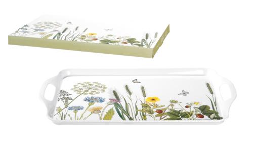 Wild Flowers Tablett