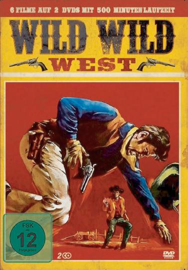 Wild Wild West. 2 DVDs.