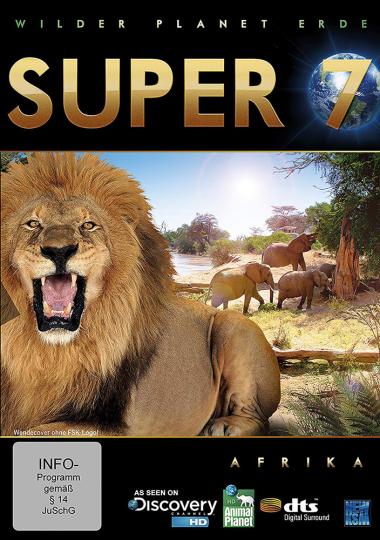 Wilder Planet Erde - Afrika DVD