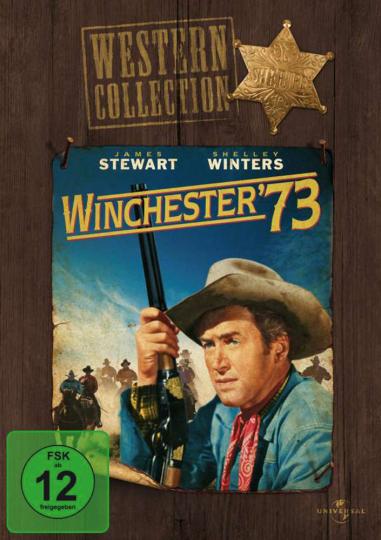 Winchester '73. DVD.