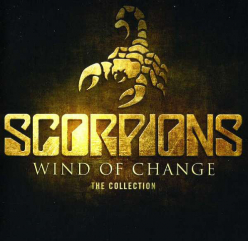 Scorpions. Wind of Change: The Collection. CD.