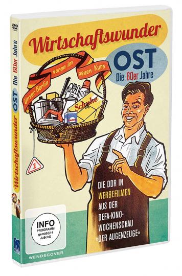 Wirtschaftswunder Ost - Die 60er Jahre. DVD.