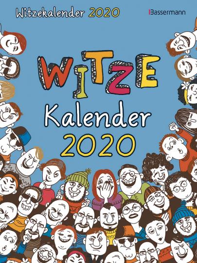 Witze-Kalender 2020 - Abreißkalender