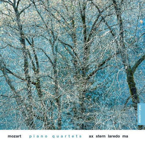 Wolfgang Amadeus Mozart. Klavierquartette Nr. 1 & 2. CD.