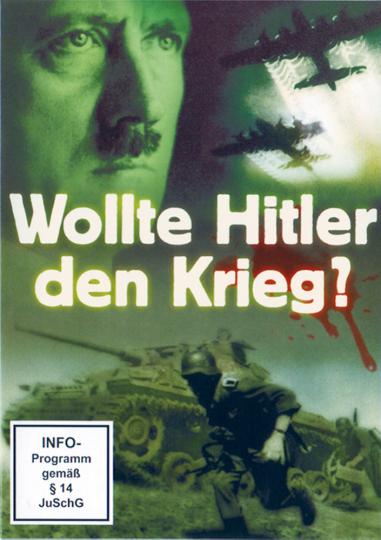 Wollte Hitler den Krieg? DVD