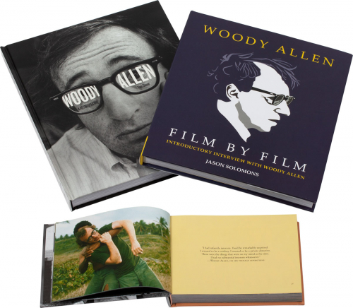 Woody Allen Set. Film by Film. A Photographic Celebration. A Retrospective. 3 Bände.