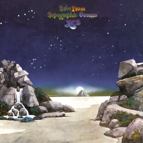 Yes. Tales from Topographic Oceans. 2 CDs.