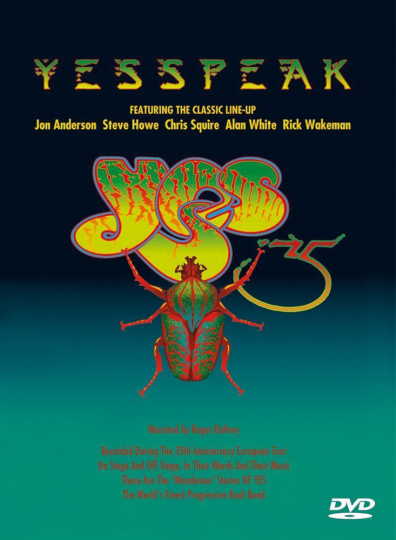 Yes. Yesspeak. DVD.