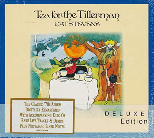 Yusuf (Yusuf Islam / Cat Stevens): Tea For The Tillerman (Deluxe Edition). 2 CDs.