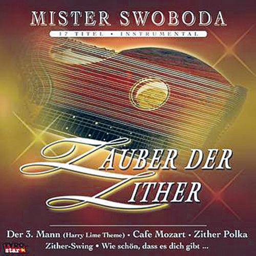 Zauber der Zither CD