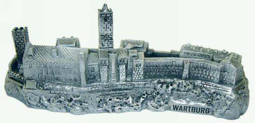 Zinnfigur Zinnmodell Wartburg