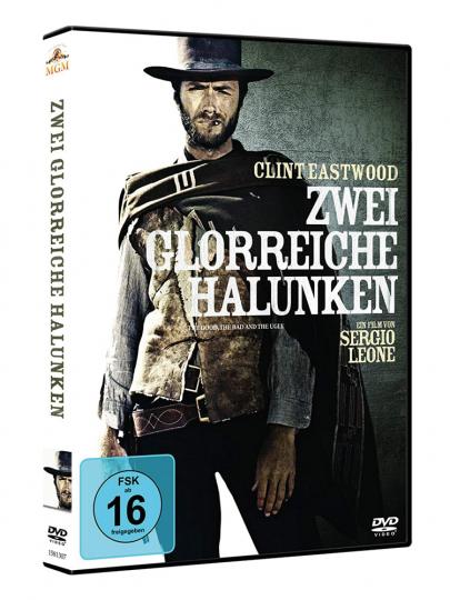 Zwei glorreiche Halunken. DVD.