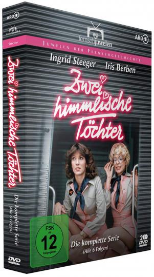 Zwei himmlische Töchter (Komplette Serie). 2 DVDs.