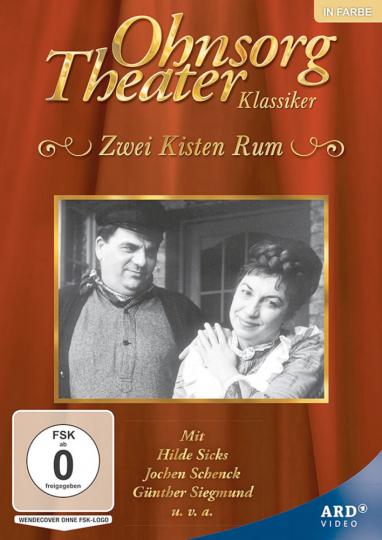 Zwei Kisten Rum DVD