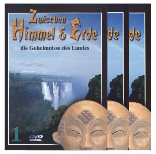 Zwischen Himmel und Erde. 3 DVDs.