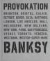 Banksy. Achtung Provokation! Bild 1