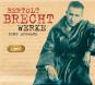 Bertolt Brecht. Hörwerke. 2 mp3-CDs. Bild 1