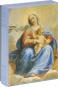 Briefkartenbox. Francesco Allegrini »Madonna von Loreto«. Bild 1