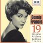 Connie Francis. 19 Original-Alben & Bonus Tracks. 10 CDs. Bild 1