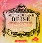 Deutschlandreise. Historische Berichte von Heine, Montaigne, Twain u.a. 8 CDs. Bild 1