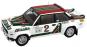 Fiat 131 Abarth , No. 2, Modell 1:18 Bild 1